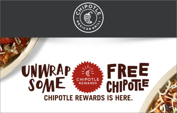 Unwrap Some Free Chipotle